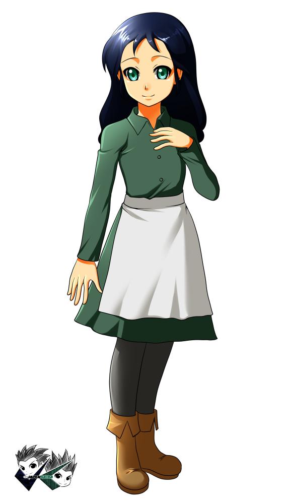 Fan art princess sarah by jadenkaiba on deviantart - Princesse sarah 5 ...