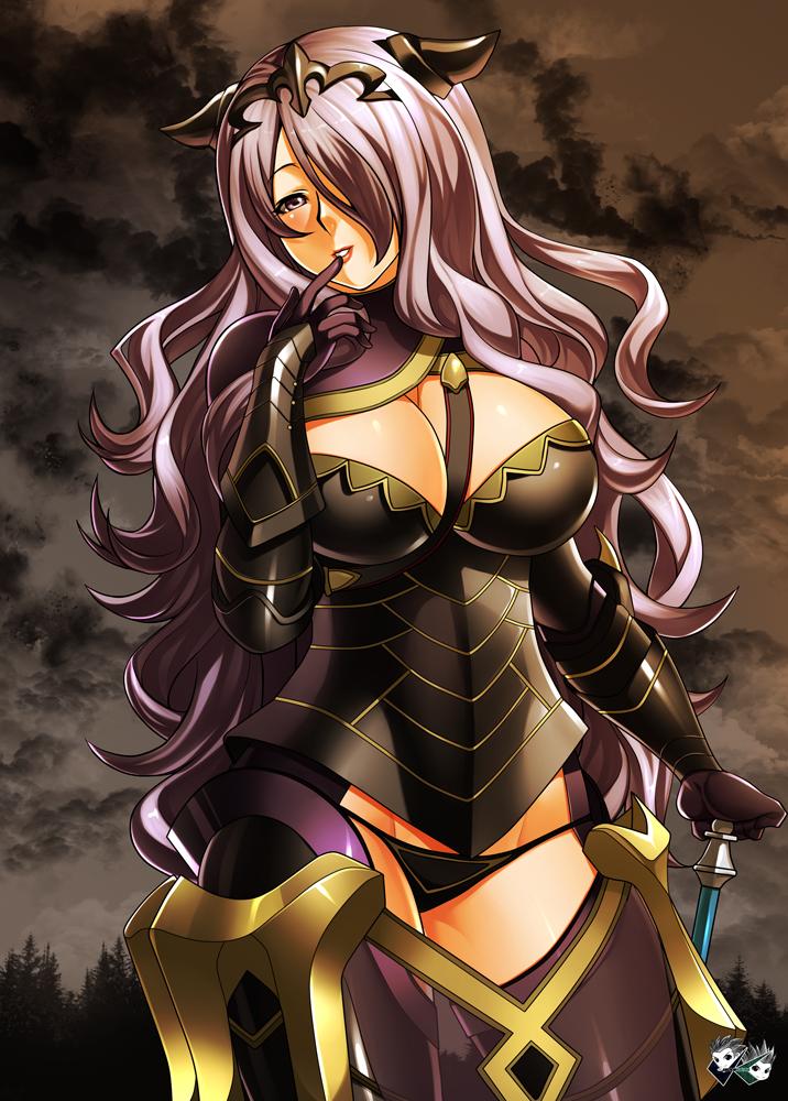 Fire Emblem Fates - Camilla by jadenkaiba