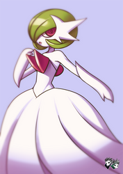 Pokemon - Mega Gardevoir