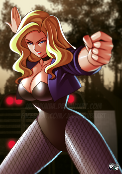 INJUSTICE 2 : Black Canary