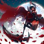 RWBY Vol 4 -  Sky High Ruby Rose