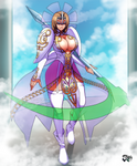 COMMISSION: Star Gladiator - Rain