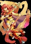 Fire Emblem Heroes - Brave Celica