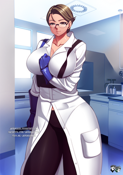 COMMISSION: Upcoming Scientist