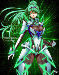 COMMISSION:  Pneuma by jadenkaiba