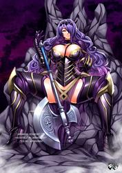 WARRIOR PRINCESS OF NOHR: Camilla by jadenkaiba
