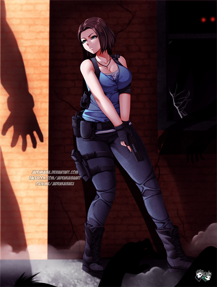 Resident Evil 3 Remake Jill Valentine By Jadenkaiba On Deviantart