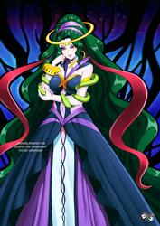 COMMISSION: Ophiuchus Star Princess
