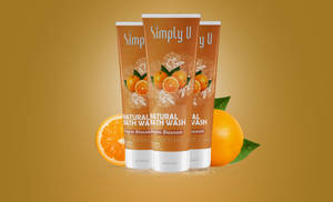 Product Package Design (Orange Blossom)