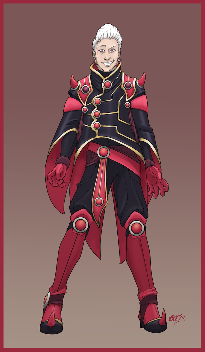Dilandau Albatou - Character Makeover by NuisanceBearEull