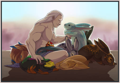 Ko's Rabbits