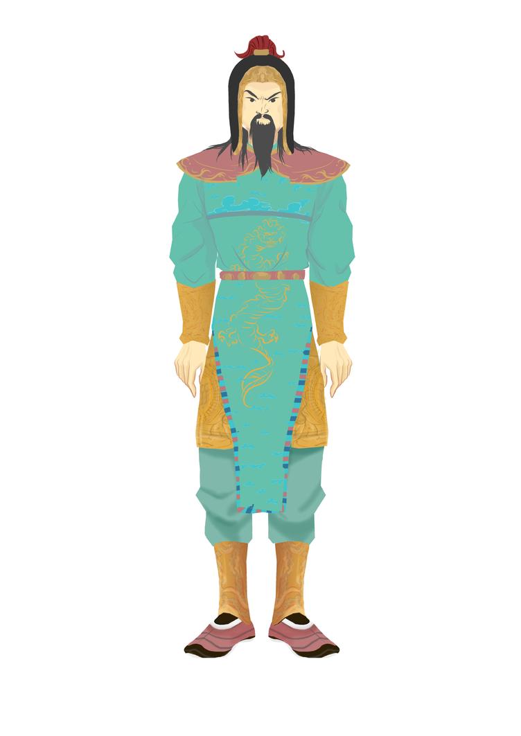 Warrior by LastAngelNyomi