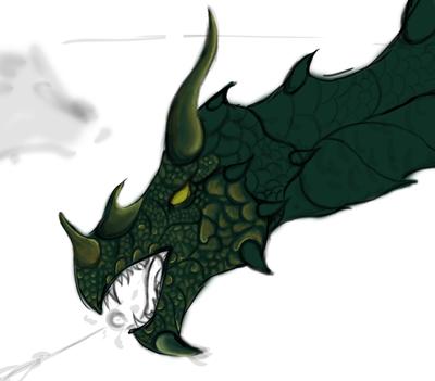 monday dragon by zulou