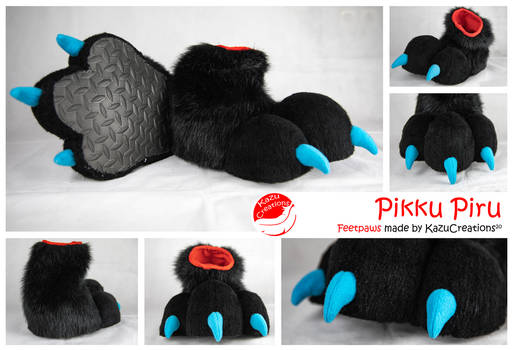 [Feetpaws] Pikku Piru -Comission-
