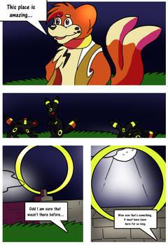 Umbreon Valley Curse page 1