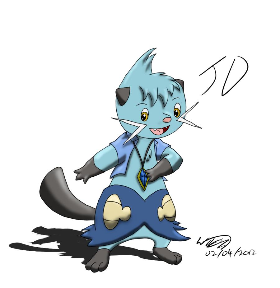 JD the Sub-Dewott by Threehorn