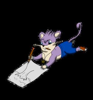 Ralph the sub-Rattata