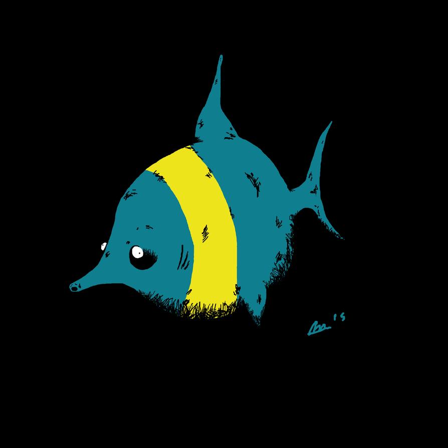 Mite pesce degli abissi by jailhouse6240