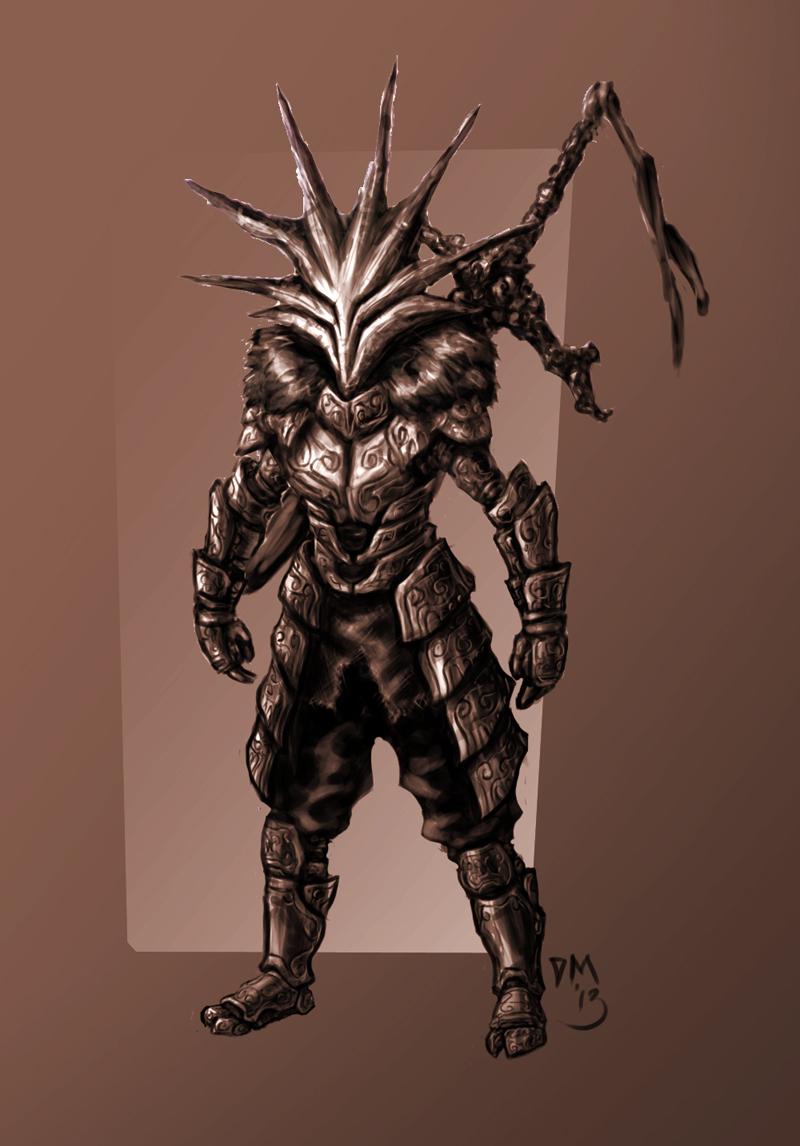 Golem Steelwood Hellfrost Obsidian Portal
