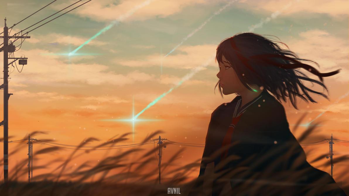 Sunsets by Avnil