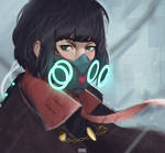 Mask by Avnil