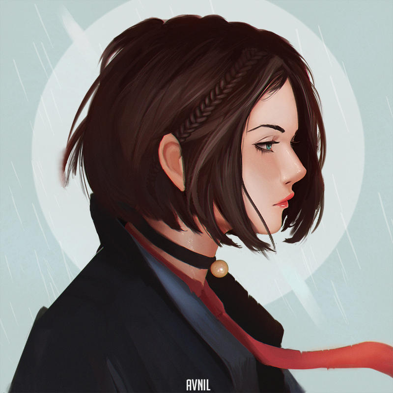 Portrait by Avnil
