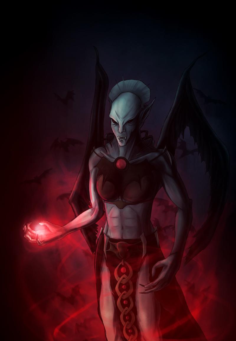skyrim vampire wallpaper - photo #20