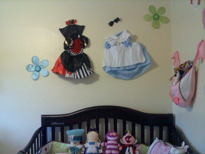 alice in Wonderland Baby Nursery Wall 2 by Pahoyhoy on DeviantArt