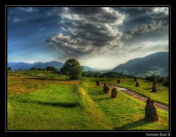 Summer land II by joffo1