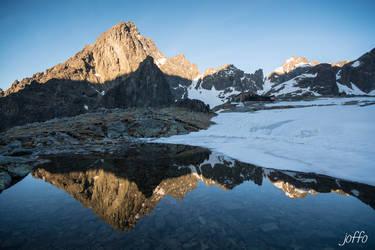High Tatras surreal