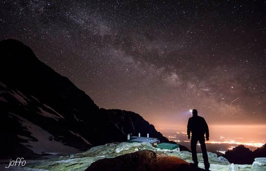 High Tatras Milkyway