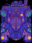 Chrono Trigger: Robo / R-Series Version by cosmictextrain