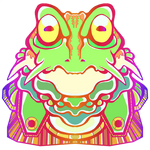 DONEFrogChronoTriggerCOLORFULLSML by cosmictextrain