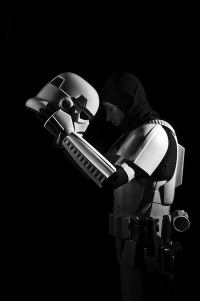Stormtrooper: Solace by timmacauley