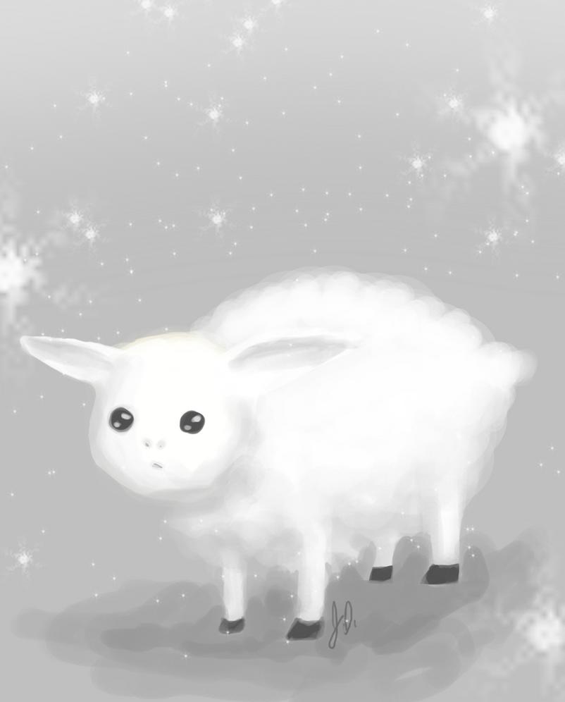 Sheep by Meepershoo