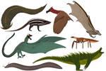 Man's Arrogance: Fauna of Odo Island (Part I)