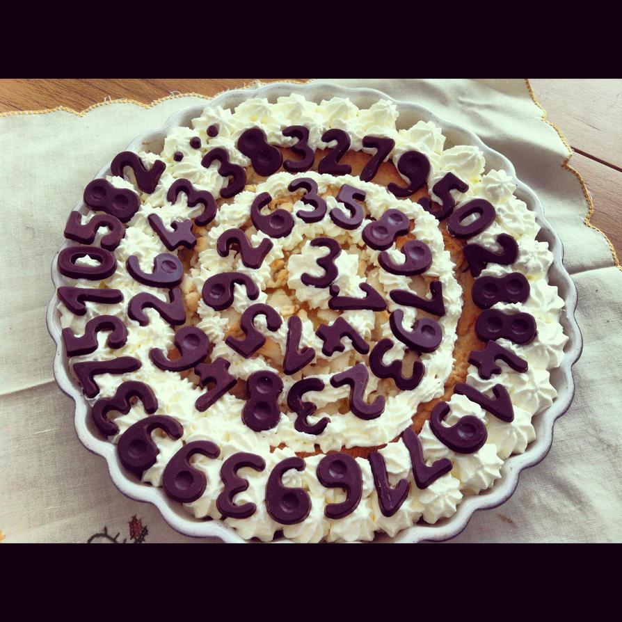 Pie for Pi-day! by NekoNutchi