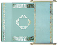 Scroll-Wedding-Cards by seopinkcity