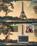 Nouveau - Idea for a theme