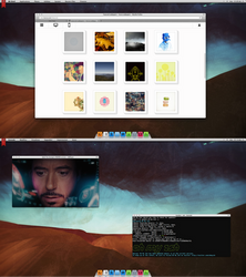The usual KDE thingy