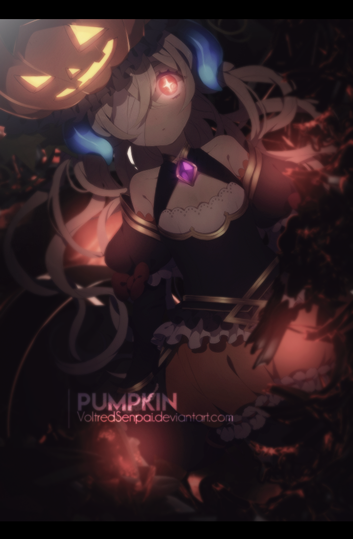 Pumpkin/? by VoltredSenpai