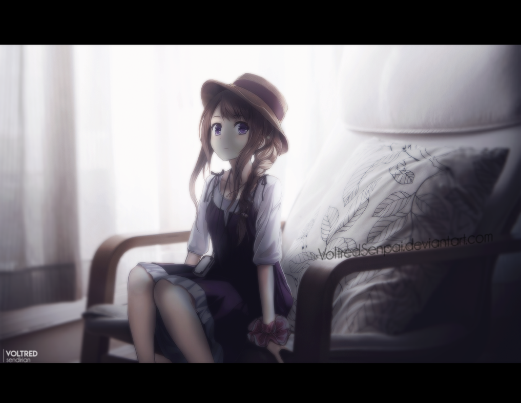 Alone/? by VoltredSenpai