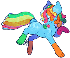 Standard: Sour Gummy Worms by Pillowing-Archive