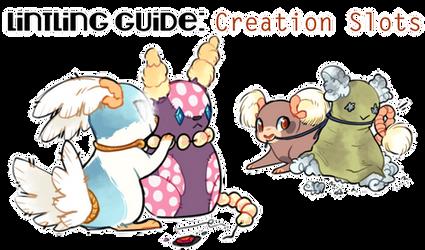 Lintling Guide: Creation Slots