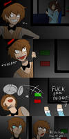 Fnaf Comic by SooJi-Oh
