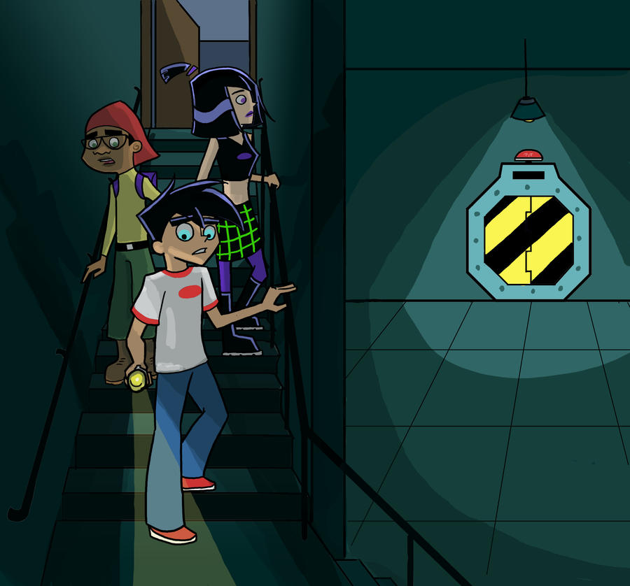 dark basement stairs.  Basement Down Your Dark Basement Stairs By Avearia  On H
