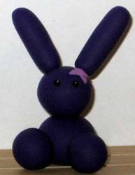 Purple Bunny... of DOOM by BloodyPopcorn