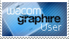 Wacom Graphire User Stamp by SpitFire19er