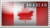 Canadian Stamp by SpitFire19er
