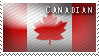 Canadian Stamp by SpitFire19er